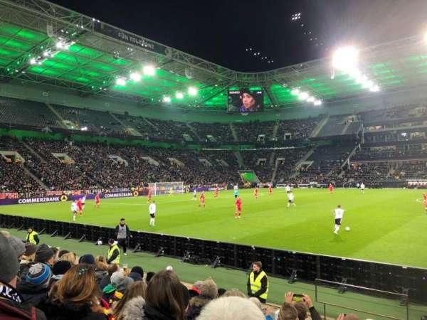 Borussia Park, vak: 10, rij: 6, stoel: 21