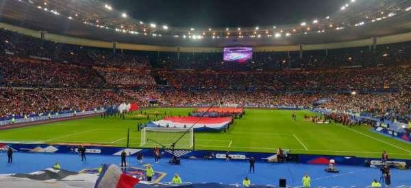 Stade de France, vak: L13, rij: 25, stoel: 6
