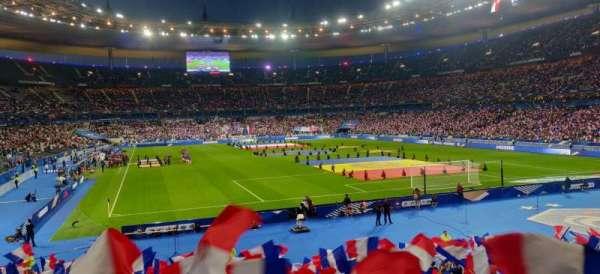 Stade de France, vak: Y10, rij: 25, stoel: 32