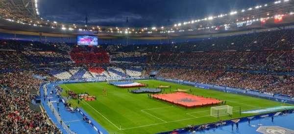 Stade de France, vak: Y1, rij: 46, stoel: 3