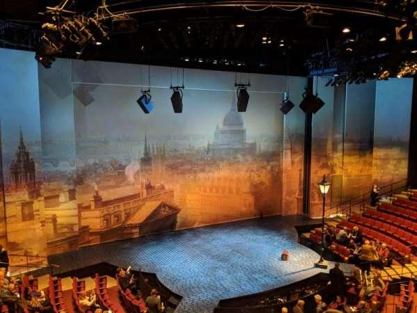 Vivian Beaumont Theater, vak: Loge Left Center, rij: A, stoel: 209