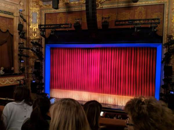 Longacre Theatre, vak: Center Mezz, rij: C, stoel: 101