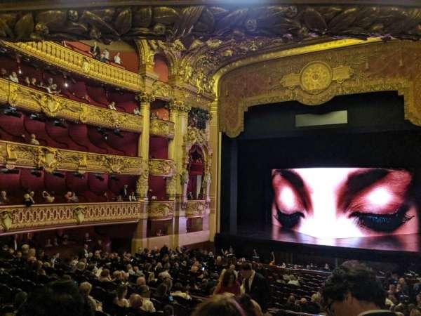 Opera Garnier Paris, vak: 32-36, rij: 3, stoel: 20