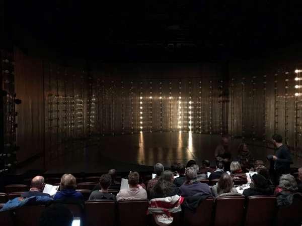 Playwrights Horizons, vak: Mainstage, rij: F, stoel: 10