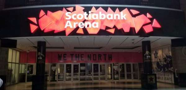 Scotiabank Arena, vak: Gate 1