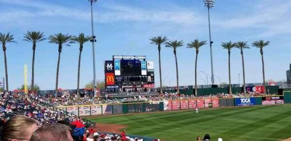 Goodyear Ballpark, vak: 105
