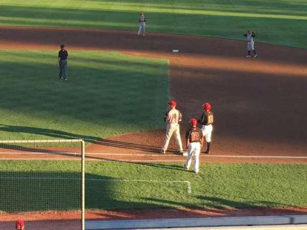 Scotiabank Field, vak: 1, rij: 12, stoel: 12