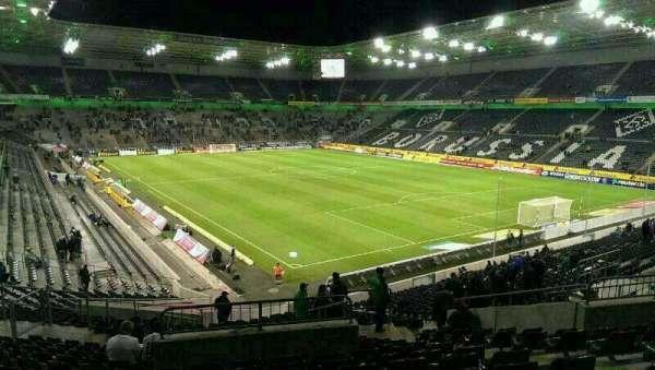 Borussia Park, vak: 2, rij: 32, stoel: 30
