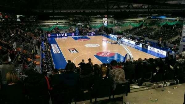 Enervie Arena, vak: E
