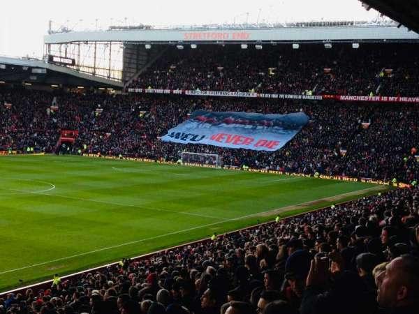 Old Trafford , vak: N2402