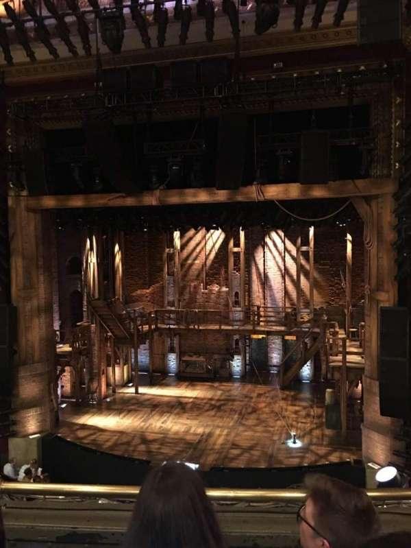 CIBC Theatre, vak: Mezzanine RC, rij: C, stoel: 320