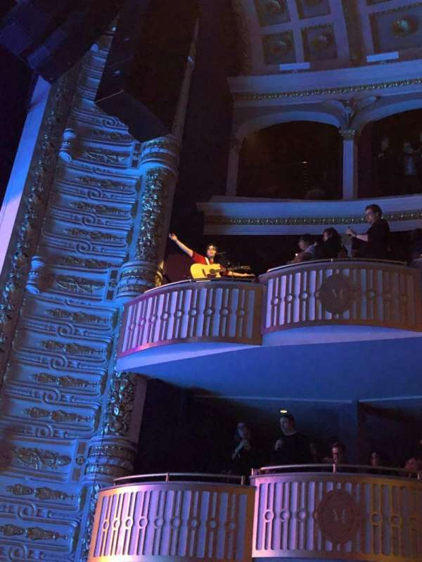 The Met, vak: Orchestra, rij: GA