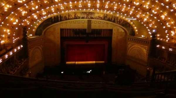Auditorium Theatre, vak: MBLCCL, rij: N, stoel: 410