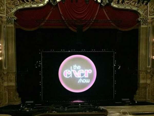 James M. Nederlander Theatre, vak: Loge C, rij: B, stoel: 303