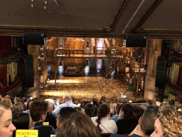 CIBC Theatre, vak: Mezzanine LC, rij: N, stoel: 309