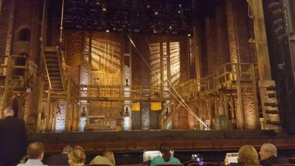Boston Opera House, vak: Orch Ctr, rij: B, stoel: 109