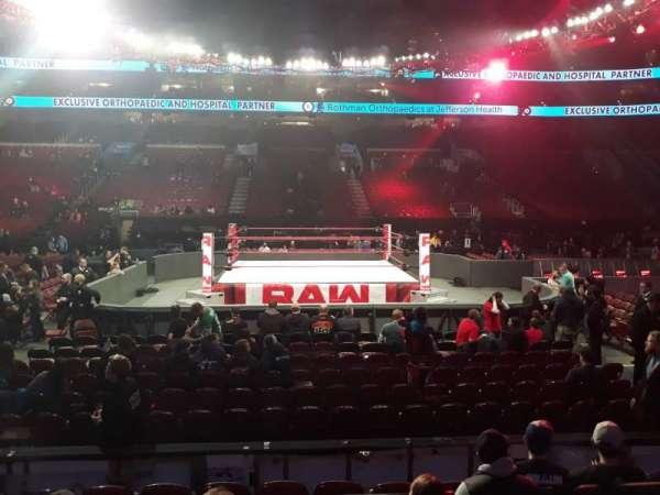 Wells Fargo Arena, vak: 113, rij: 7, stoel: 7