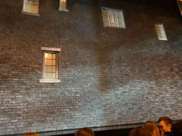 John Golden Theatre, vak: Orchestra, rij: E, stoel: 117