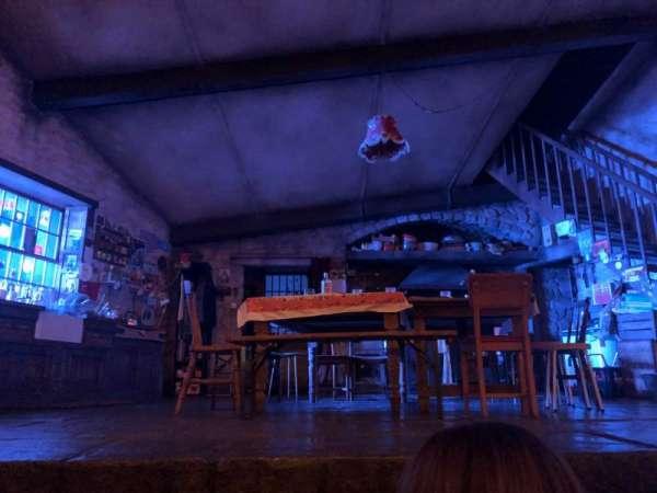 Bernard B. Jacobs Theatre, vak: Orchestra, rij: A, stoel: 110