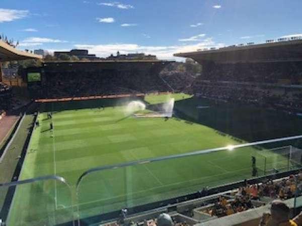 Molineux Stadium, vak: PU2, rij: B, stoel: 24