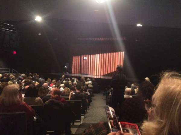 Laura Pels Theatre, vak: Orchestra, rij: O, stoel: 10