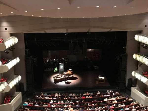 Muriel Kauffman Theatre, vak: Balcony, rij: GZ, stoel: 109