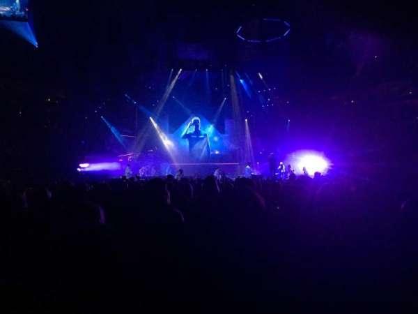 PPG Paints Arena, vak: Floor 6, rij: KK, stoel: 9