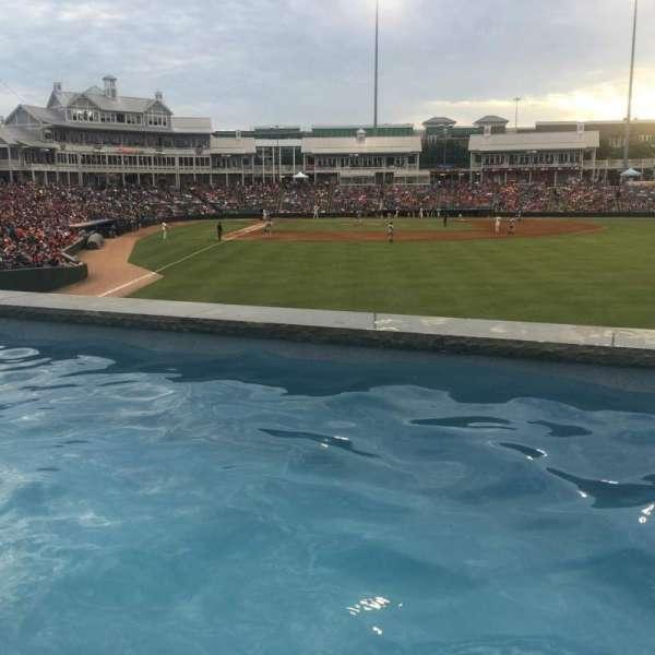 Dr Pepper Ballpark, vak: Lazy River
