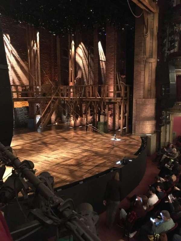 CIBC Theatre, vak: Dress Circle Box 3, rij: C, stoel: 9
