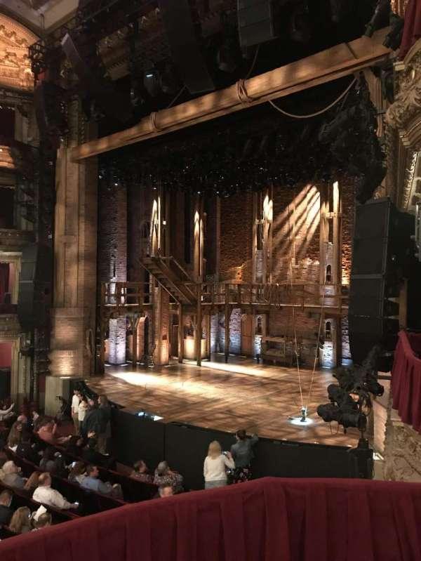 CIBC Theatre, vak: Dress Circle Box 2, rij: 2, stoel: 212