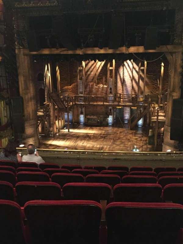 CIBC Theatre, vak: Mezzanine RC, rij: G, stoel: 314