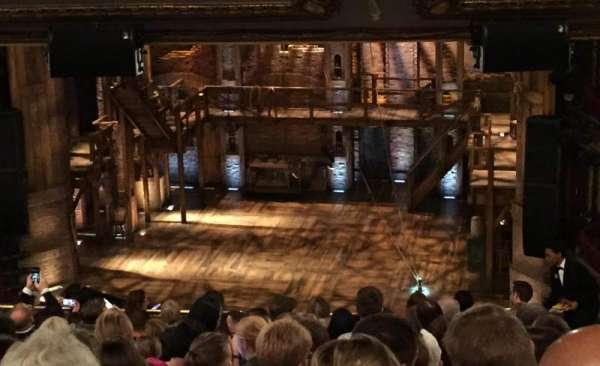 CIBC Theatre, vak: Mezzanine RC, rij: N, stoel: 322