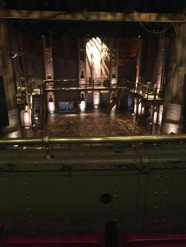 CIBC Theatre, vak: Mezzanine RC, rij: B, stoel: 307