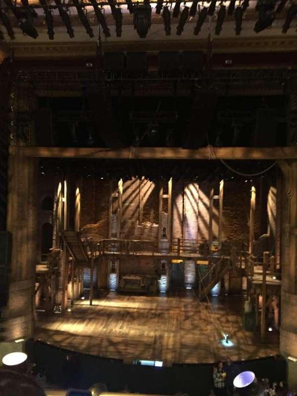 CIBC Theatre, vak: Mezzanine RC, rij: B, stoel: 304
