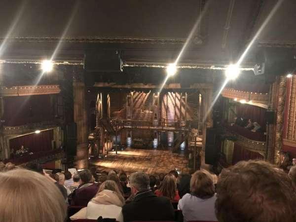CIBC Theatre, vak: Mezzanine RC, rij: K, stoel: 318