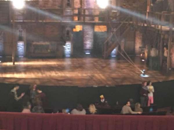 CIBC Theatre, vak: Dress Circle LC, rij: E, stoel: 221