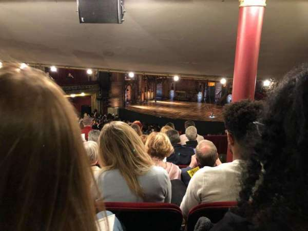 CIBC Theatre, vak: Dress Circle RC, rij: G, stoel: 240