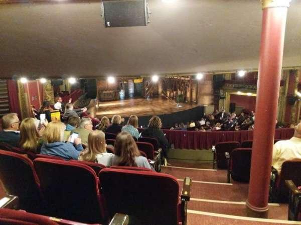 CIBC Theatre, vak: Dress Circle L, rij: G, stoel: 1and3