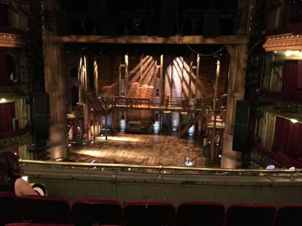 CIBC Theatre, vak: Mezzanine RC, rij: D, stoel: 312