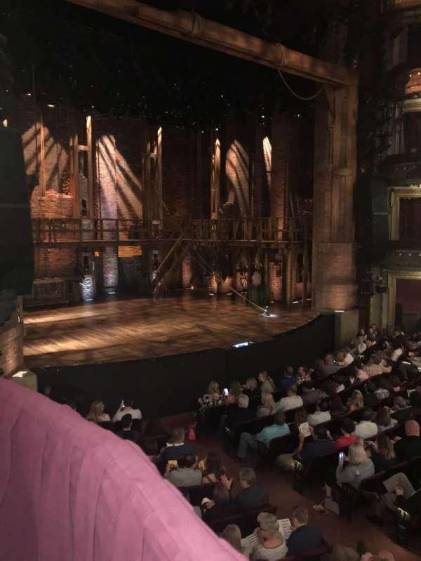 CIBC Theatre, vak: Dress Circle Box 1, rij: 11, stoel: 209