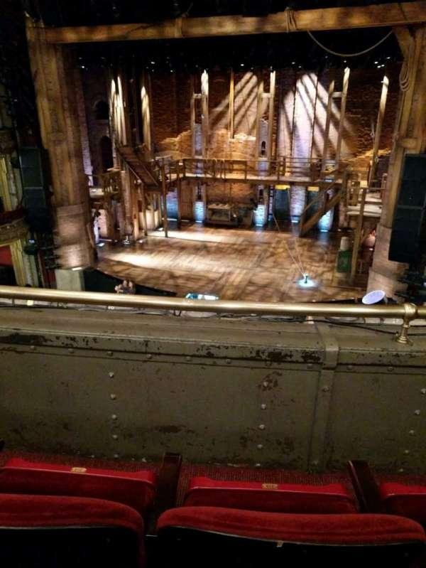 CIBC Theatre, vak: Mezzanine RC, rij: B, stoel: 316