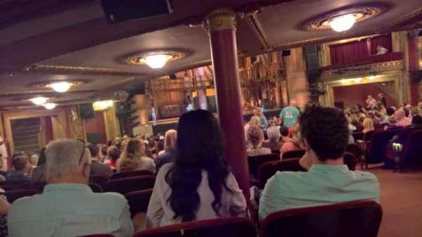 CIBC Theatre, vak: Orchestra L, rij: y, stoel: 5