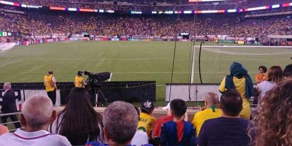 MetLife Stadium, vak: 103, rij: 5, stoel: 2