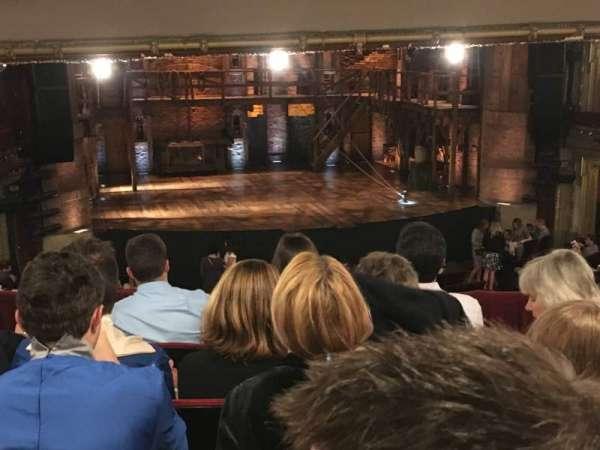 CIBC Theatre, vak: DRCCRL, rij: E, stoel: 227