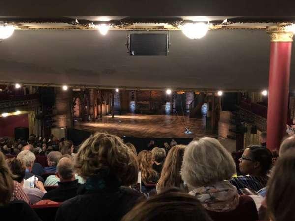 CIBC Theatre, vak: Dress Circle, rij: H, stoel: 226