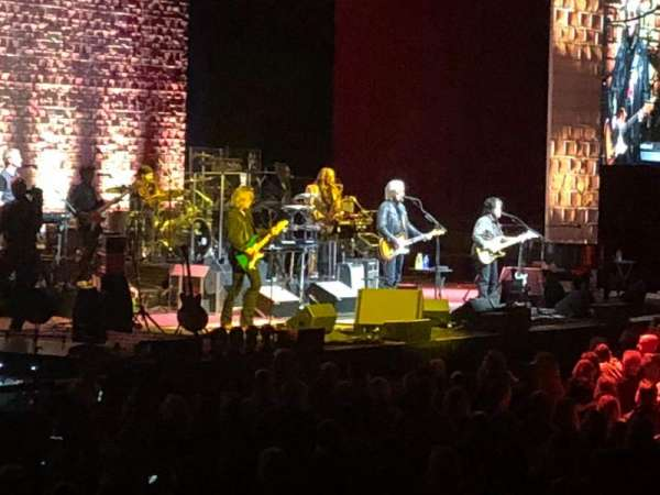 Hard Rock Live at Etess Arena, vak: 212, rij: I, stoel: 9