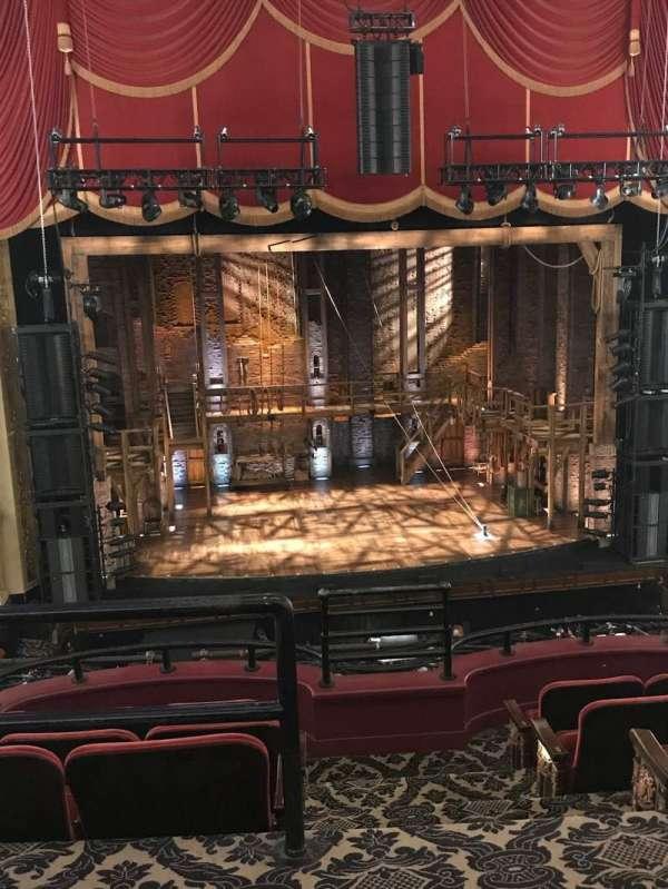 Boston Opera House, vak: MezzLC, rij: A, stoel: 113