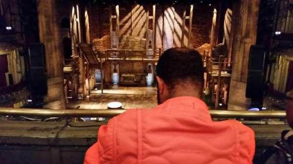 CIBC Theatre, vak: MEZZRC, rij: B, stoel: 302