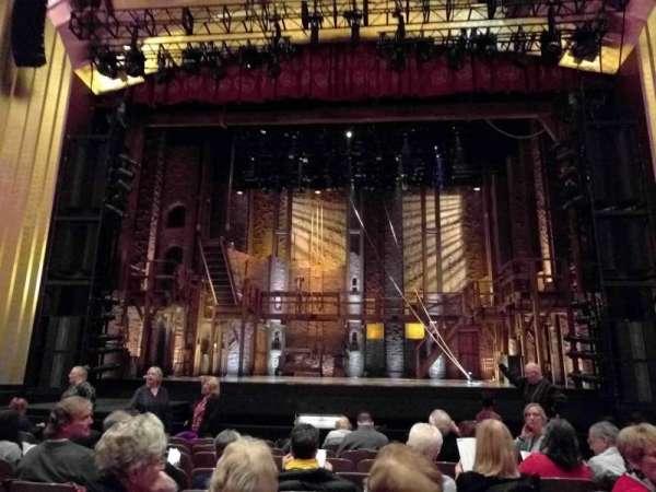 The Bushnell Center for the Performing Arts - Mortensen Hall, vak: D, rij: J, stoel: 205