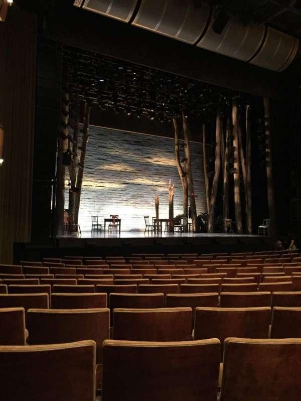 Ahmanson Theatre, vak: Orch, rij: L, stoel: 40